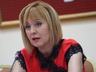 Мая Манолова: Ако се кандидатирам, ще стана кмет на София