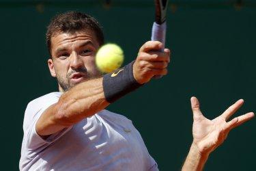 Григор Димитров отпадна във втория кръг на турнира в Лос Кабос