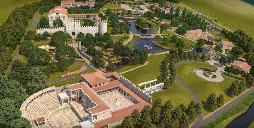 Историческият парк край Варна може да се окаже финансова пирамида