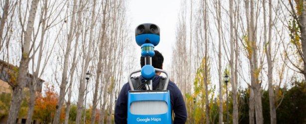 Google Street View обновява картата на България