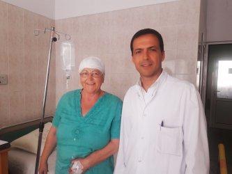 """В """"Пирогов"""" оперираха тумор на пациентка с насрочена в Англия консултация за след 51 седмици"""