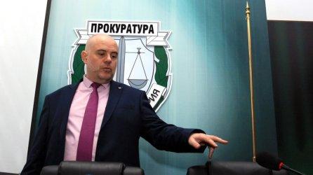 И правителството харесва Гешев за главен прокурор