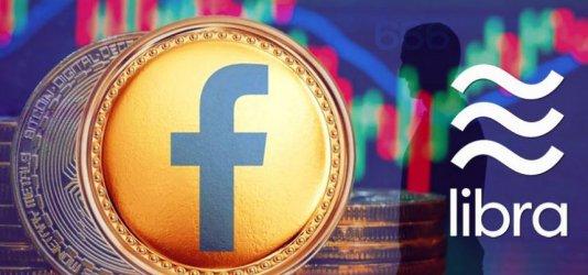 Преди да е пусната дигиталната валута Либра се е появила във фалшиви сметки