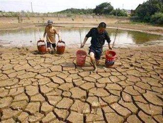 Една четвърт от световното население е подложено на свръхвисок воден стрес