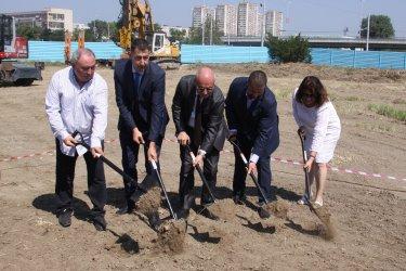 БНБ строи нов касов център в Пловдив за 10 млн. лв.