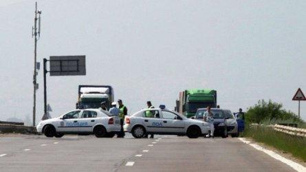 "Две жертви и десетина ранени при верижна катастрофа на магистрала ""Тракия"""