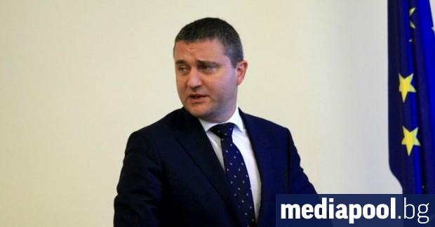 Финансовият министър Владислав Горанов подписа поредното, трето, отлагане на сроковете