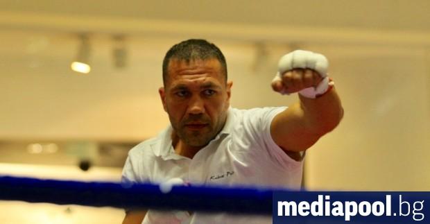 Българският боксьор тежка категория Кубрат Пулев възстанови лиценза си да