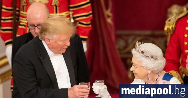 Президентът Доналд Тръмп заяви, че Съединените щати и Великобритания се