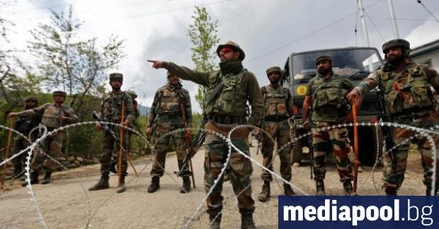Правителството на Индия обяви, че възнамерява да отмени конституционния статут
