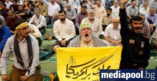 Иран съобщи, че е арестувал 17 ирански граждани, за които