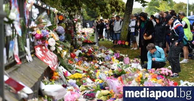 Новозеландската служба на затворите съобщи, че стрелецът в Крайстчърч е