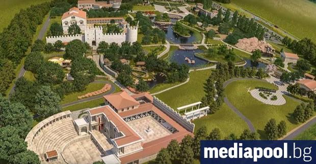 Шумно рекламираният като най-голям исторически парк край Варна може да