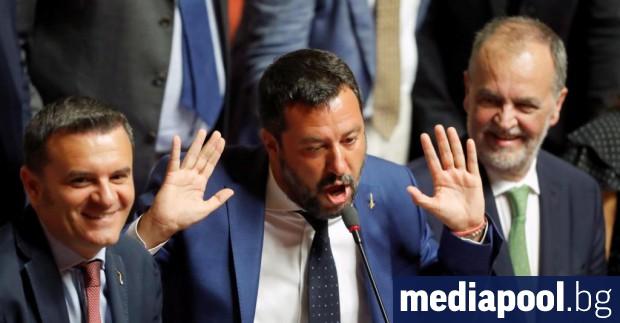 Сенатът на Италия насрочи на 20 август дебата по предложението