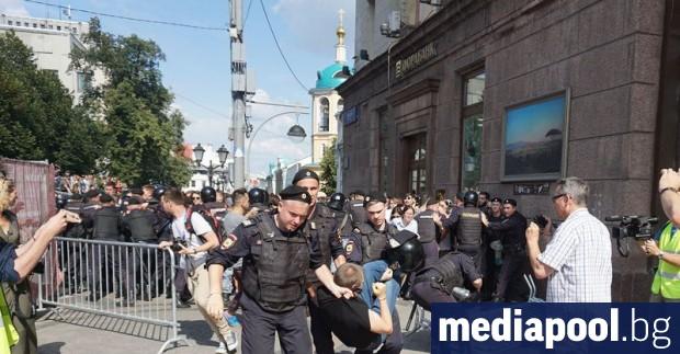 Съд в Москва отхвърли жалба на лишения от свобода руски