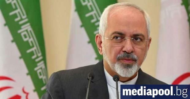 Иранският министър на външните работи Мохамад Джавад Зариф каза, че