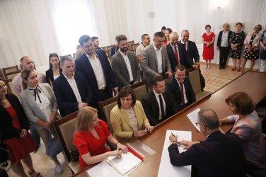 """БСП се регистрира за изборите, иска да променя """"модела на управление в общините"""""""
