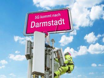 """""""Дойче телеком"""" пусна 5G мрежа в пет града в Германия"""
