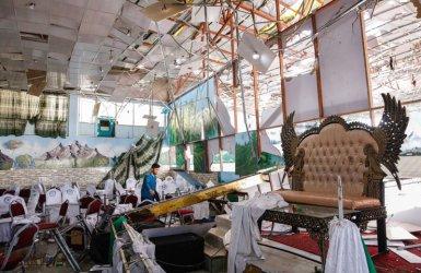 Атентат взе 63 жертви на сватба в Кабул