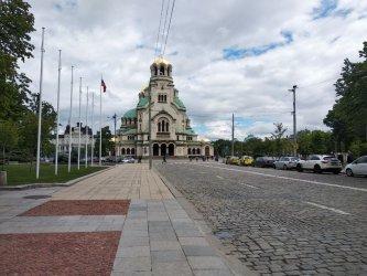 Центърът на София ще е в ремонт и догодина