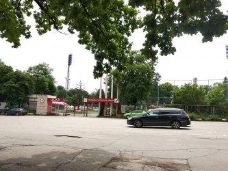 Главният архитект на София обещал да задейства проекта за нов стадион на ЦСКА