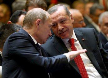 Путин и Ердоган се срещат в Москва