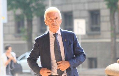 Волен Сидеров: Шпионският скандал е поръчка срещу Борисов и ГЕРБ