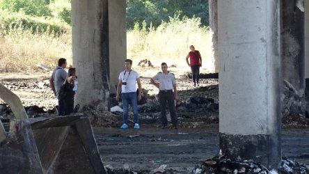 """Прокуратурата обвини управителя на опожареното сметище под """"Струма"""""""