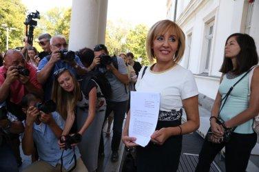 """Манолова влиза в битка за кмет, защото """"промените започват от София"""""""