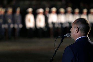 Румен Радев: Новото съединение, минава през разделение с беззаконието