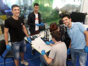 Търсят се български космически кадети