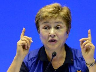 МВФ иска да отпадне правилото за възрастта заради Кристалина Георгиева