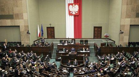 Резултат с изображение за демократични избори за Парламент (Сейм)