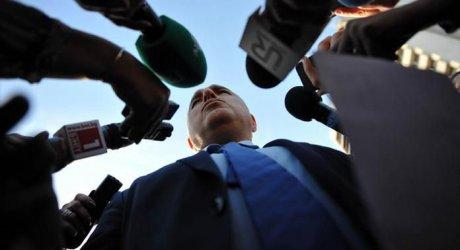 """""""Г-н Борисов, да си ходим ли или ще ни говорите нещо отвън?"""""""