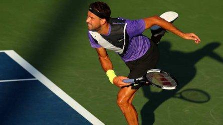 Григор Димитров се класира за 1/8-финалите на US Open