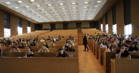 Софийският университет търси студенти за една четвърт от местата в първи курс