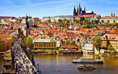 Прага преживява най-горещото лято в историята си