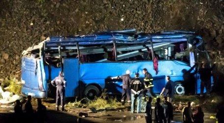 Една година от катастрофата край Своге, взела 20 жертви