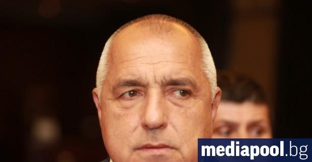 Премиерът Бойко Борисов се разграничи в петък от поредния тежък