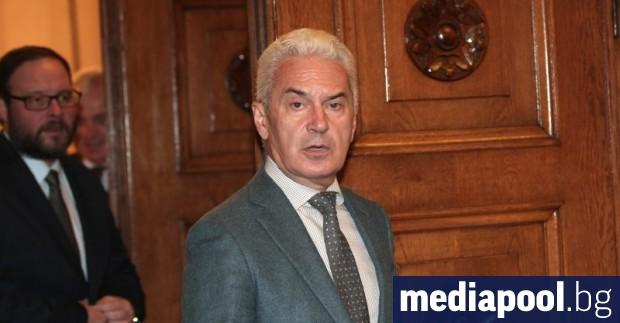 Ексшефът на предизборния щаб на ГЕРБ Цветан Цветанов търси реванш