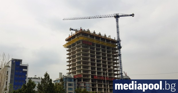 Казусът със строежа на небостъргача