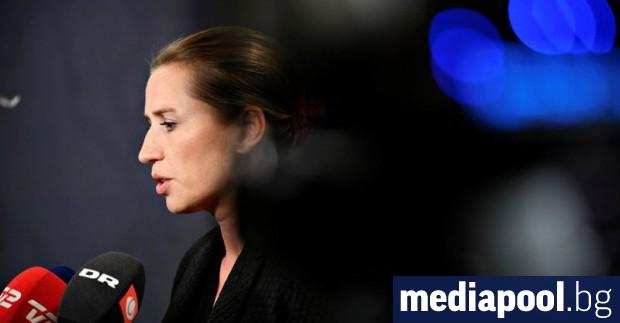 Датската министър-председателка Мете Фредериксен заяви, че не вижда необходимост да