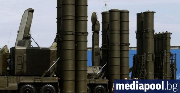 Доставките от втората пратка с компоненти на руските ракетни отбранителни