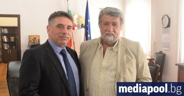 Министърът на правосъдието Данаил Кирилов и шефът на парламентарната комисия