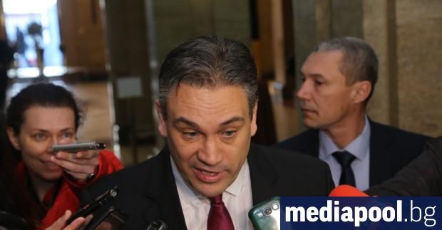 Бъдещият консул във Валенсия и бивш шеф на антикорупционната комисия