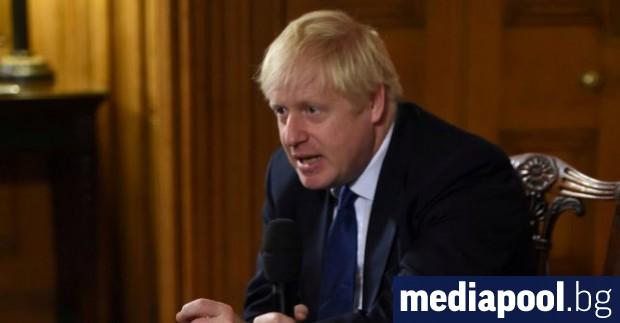 Британският премиер Борис Джонсън ще бъде в Люксембург за среща