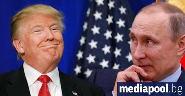 Американският президент Донлад Тръмп каза, че би било целесъобразно Русия
