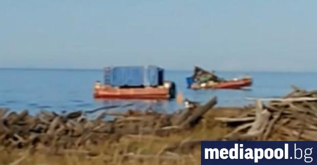 Мистериозният взрив на руския военен полигон край село Ненокс край