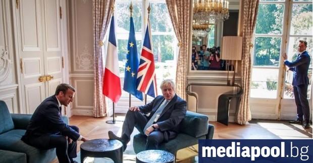 На британския премиер Борис Джонсън му беше необходим един месец,