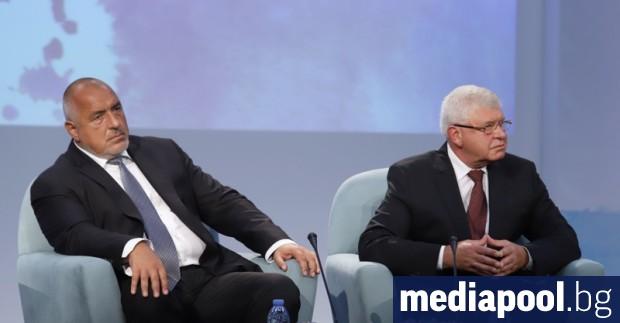 Премиерът Бойко Борисов заяви, че здравният министър Кирил Ананиев трябва